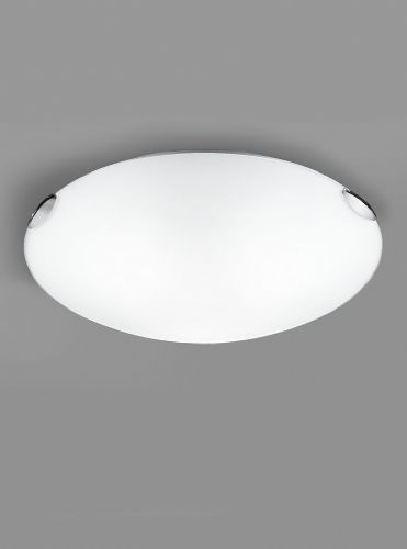 Franklite CF5662 Chrome Flush Light